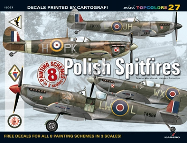 27 - Polish Spitfires (decals)