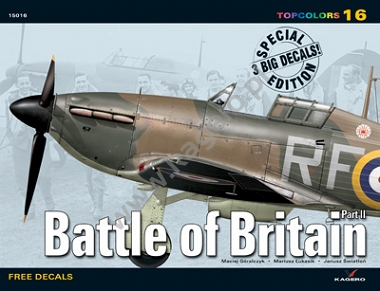16 - Battle of Britain Part II (decals)