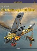 Crickets against Rats. Regia Aeronautica in the Spanish Civil War 1936-1937 vol. I