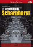 The German Battleship Scharnhorst
