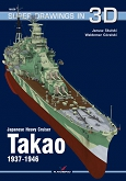 26 -  Japanese Heavy Cruiser Takao 1937 ˙1943