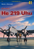 41 - Heinkel He 219 Uhu - only Polish version without decals