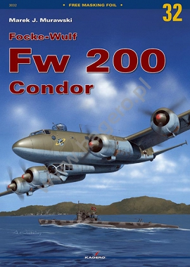 32 - Focke-Wulf Fw 200 Condor (without decals)
