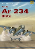 33 - Arado Ar 234 Blitz  ( without decals)