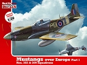 1/32  Mustangs over Europe Part 1 Nos. 303 & 309 Squadrons (decals)