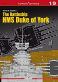 The battleship HMS Duke of York