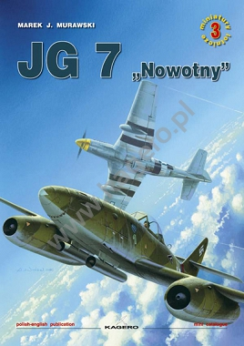 "03 - JG 7 ""Nowotny"" (without decals)"