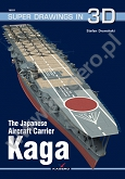 The Japanese Aircraft Carrier Kaga