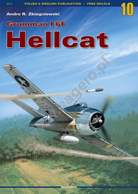 10 - Grumman F6F Hellcat (without decals)