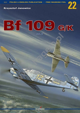 22 - Bf 109 G/K vol.II (without decals)