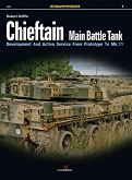 07 - Chieftain Main Battle Tank Development And Active Service From Prototype To Mk.11