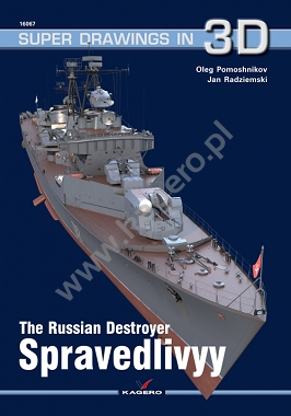 The Russian Destroyer Spravedlivyy