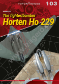 The fighter/bomber Horten Ho 229