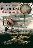 Fokker Dr.I The aces' aircraft (hardcover)